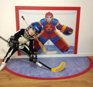 Hokejisté musí hodně trénovat. I doma.
